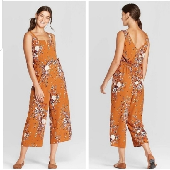 Xhilaration Pants - Jumpsuit midi
